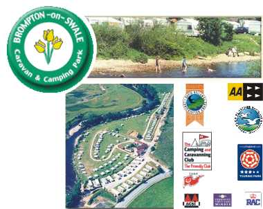 Brompton on Swale Caravan and Camping Park 1064