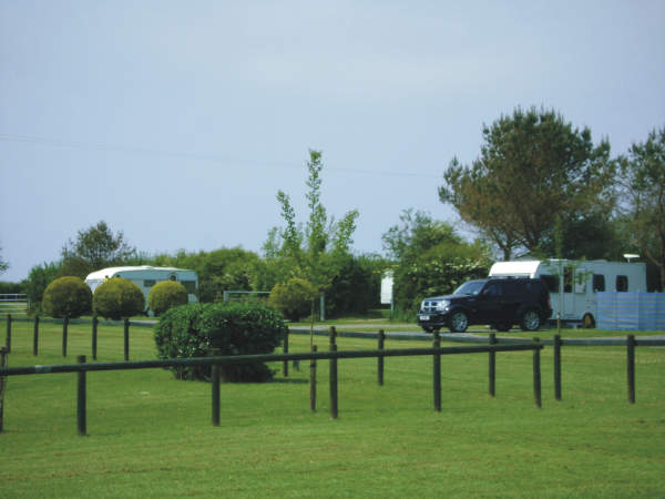 Creampots Touring Caravan and Camping Park 10711