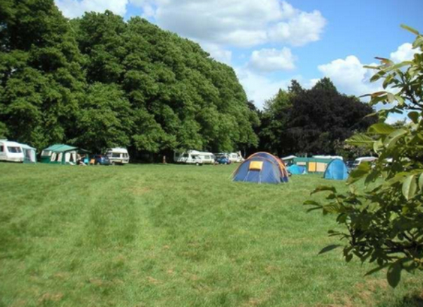 Wing Hall Camping and Caravan Site 11064