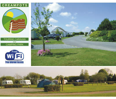 Creampots Touring Caravan and Camping Park 11273