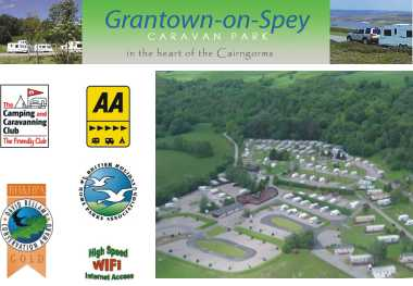 Grantown-on-Spey Caravan Park 11595