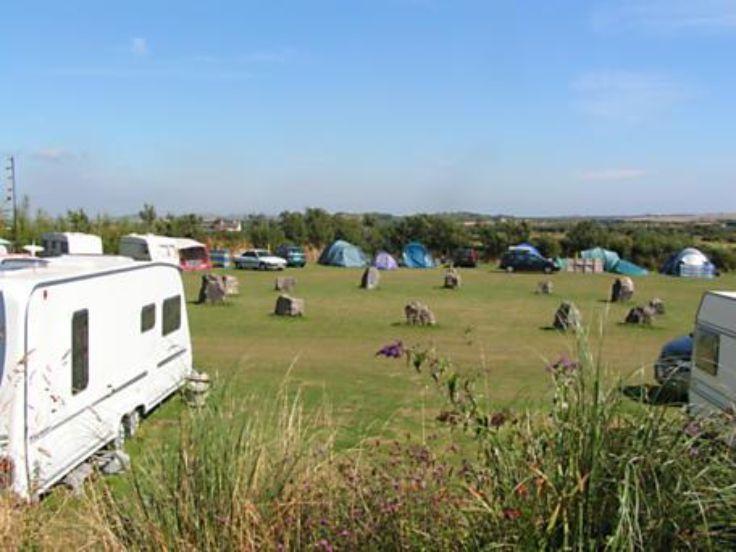 Pitton Cross Caravan and Camping Park 11852