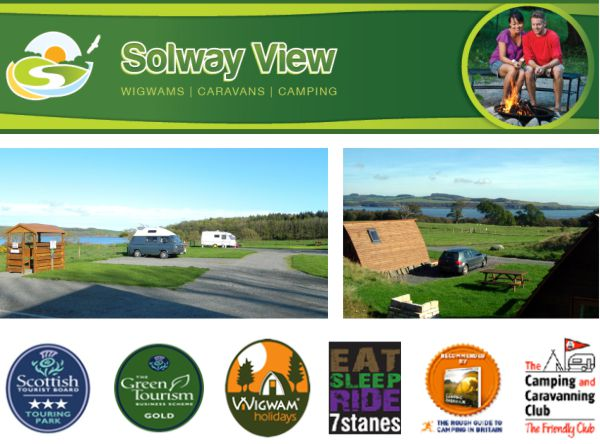 Solway View Holidays 12139