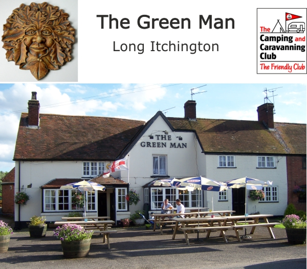 The Green Man 12323
