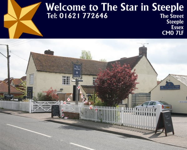 The Star in Steeple 12365