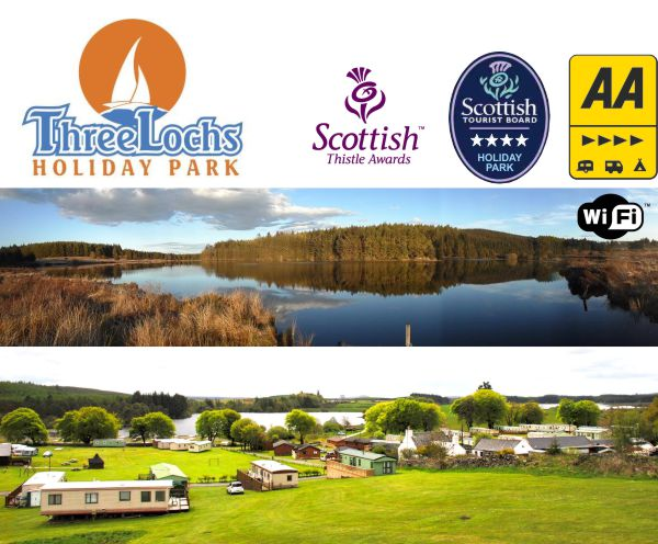 Three Lochs Holiday Park 12409