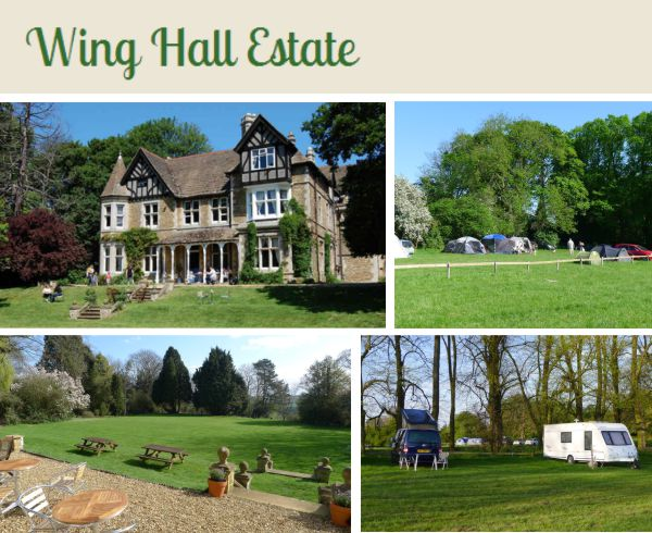 Wing Hall Camping and Caravan Site 12876