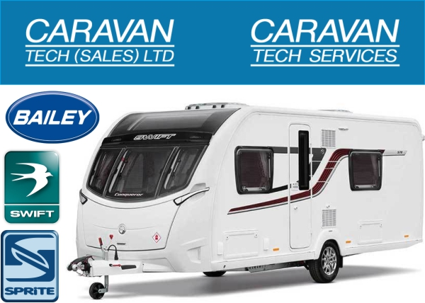 Caravan Tech Services Ltd - Caravan/Motorhome Sales 13772