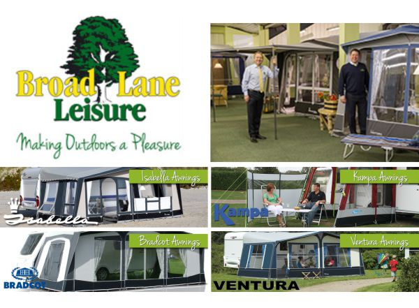 Broad Lane Leisure - Awnings 14037