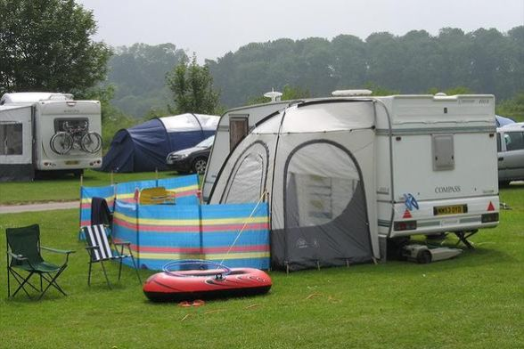Brompton on Swale Caravan and Camping Park 14232