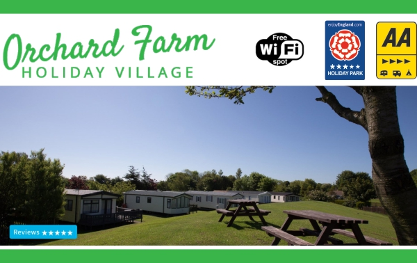 Orchard Farm Holiday Village 1426
