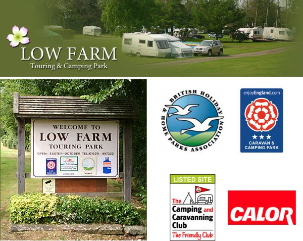 Low Farm Touring & Camping Park 14418
