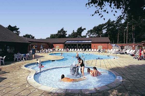 Kelling Heath Holiday Park 14606