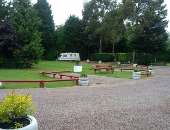 Cheston Caravan and Camping Park 14621