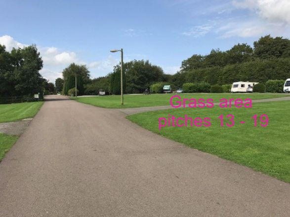 Lickpenny Touring Park 15120