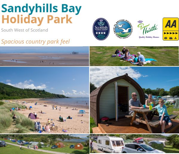 Sandyhills Bay Holiday Park 15304