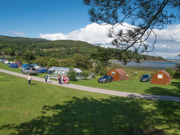 Sandyhills Bay Holiday Park 15310