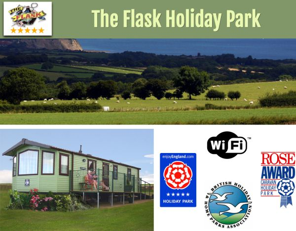 The Flask Holiday Home Park 15389