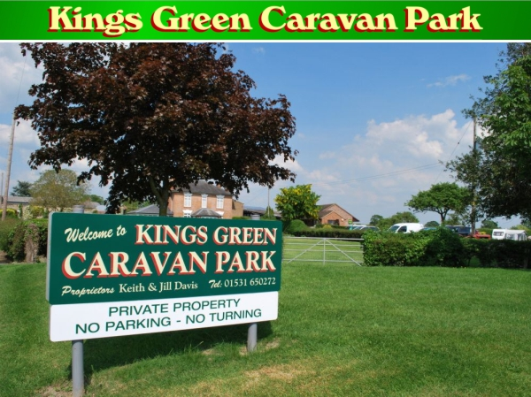 Kings Green Caravan Park 1560