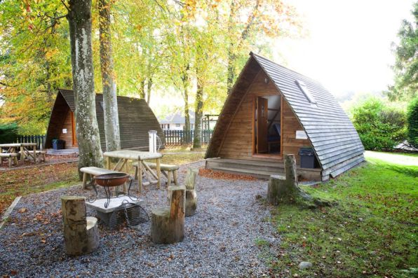 Braidhaugh Holiday Park 15698