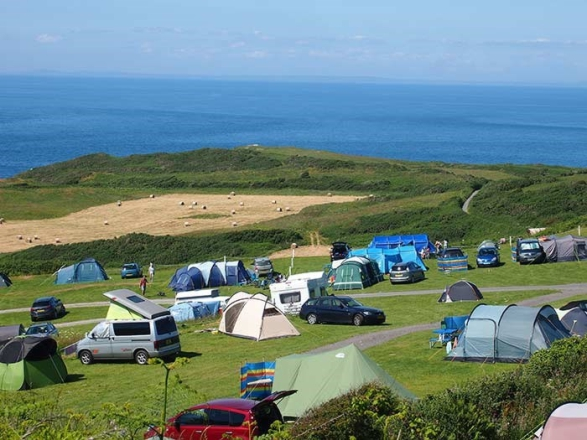 North Morte Farm Caravan & Camping Park 15838