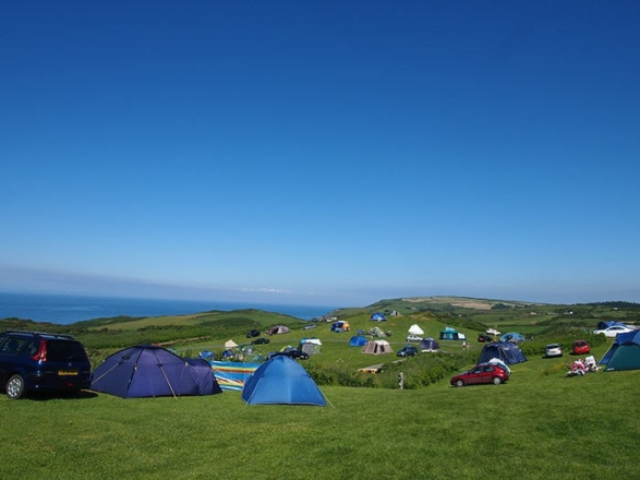 North Morte Farm Caravan & Camping Park 15840