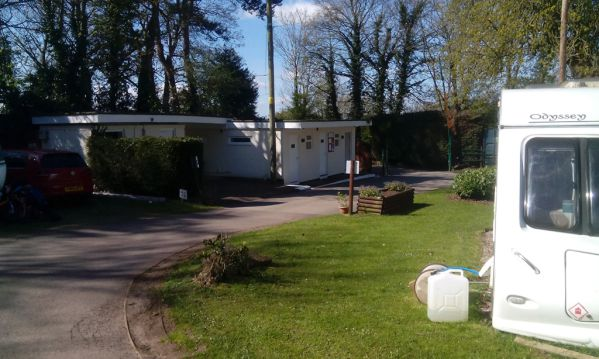 Northwood Hall Caravan Park 15906