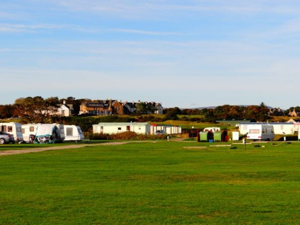 Dornoch Caravan and Camp Park 16180