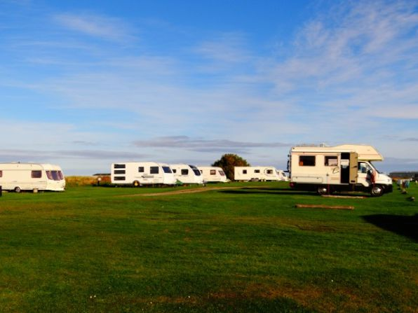 Dornoch Caravan and Camp Park 16182