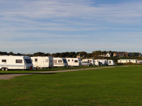 Dornoch Caravan and Camp Park 16183