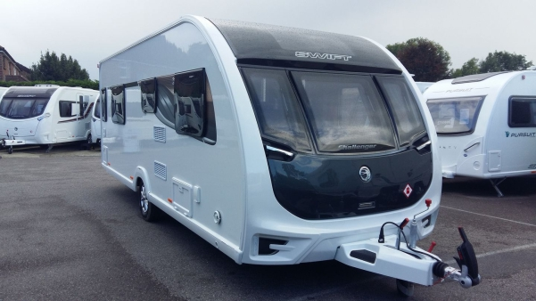 Caravan Tech Services Ltd - Caravan/Motorhome Sales 16455