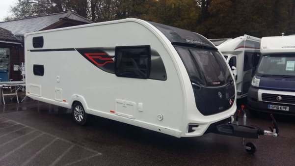 Caravan Tech Services Ltd - Caravan/Motorhome Sales 16456
