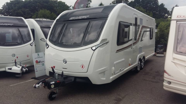 Caravan Tech Services Ltd - Caravan/Motorhome Sales 16459