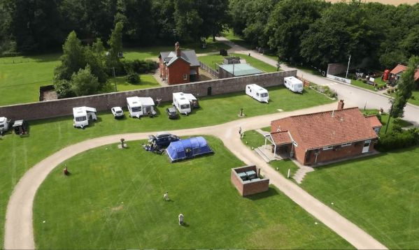 Thorpe Hall Caravan and Camping Site 16864
