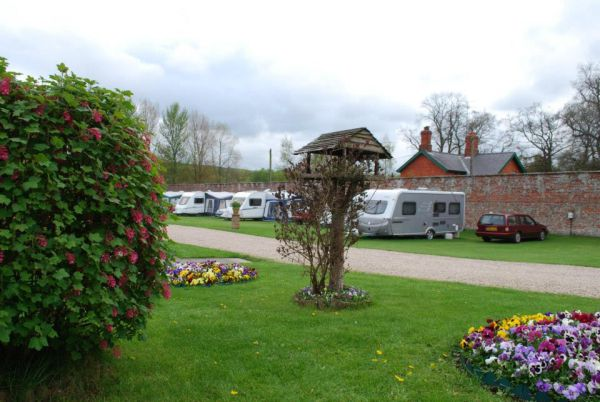 Thorpe Hall Caravan and Camping Site 16866