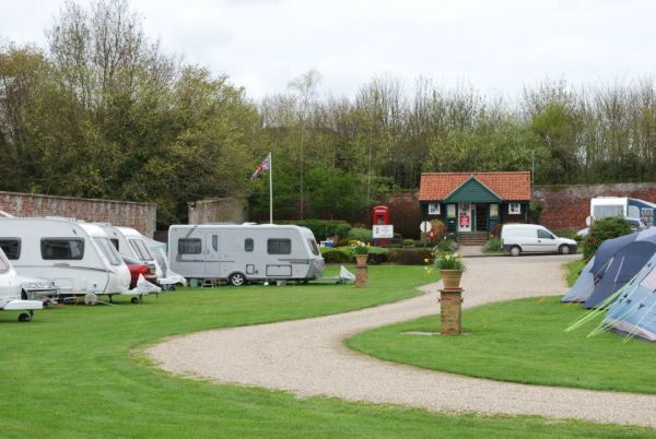 Thorpe Hall Caravan and Camping Site 16868