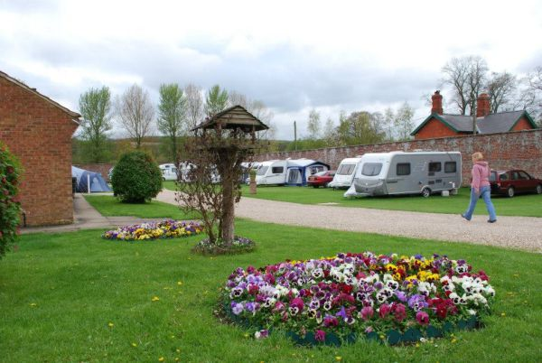 Thorpe Hall Caravan and Camping Site 16869