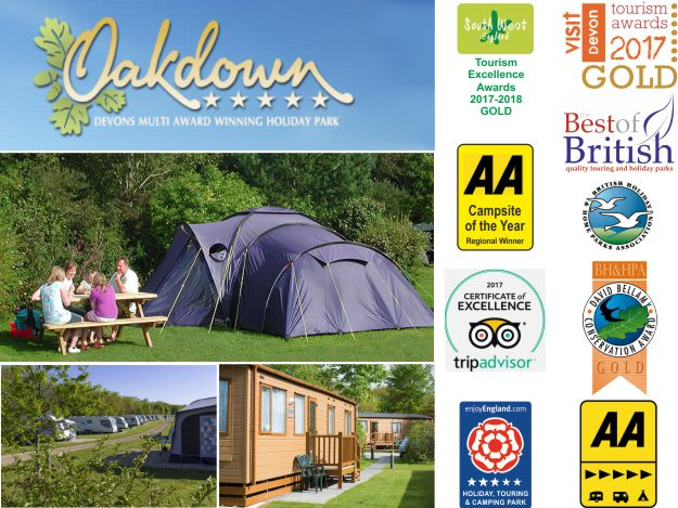 Oakdown Touring and Holiday Caravan Park 17007