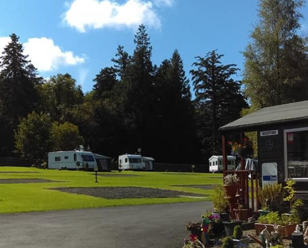 The Walled Garden Caravan and Camping Park 17167