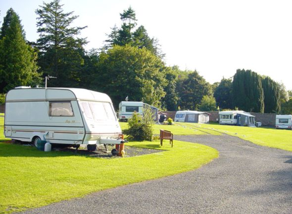 The Walled Garden Caravan and Camping Park 17172