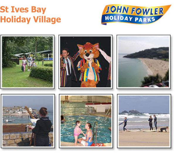 St Ives Bay Holiday Village