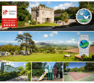Madryn Castle Holiday Park