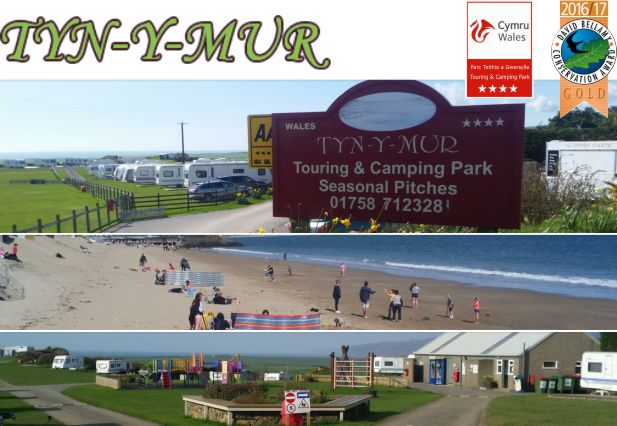 Tyn-Y-Mur Touring and Camping