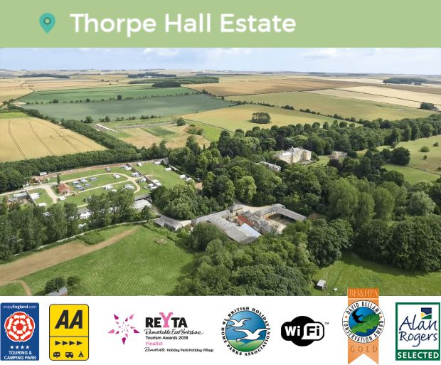 Thorpe Hall Caravan and Camping Site 398