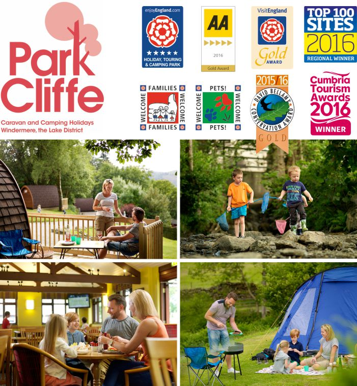 Park Cliffe Camping and Caravan Estate