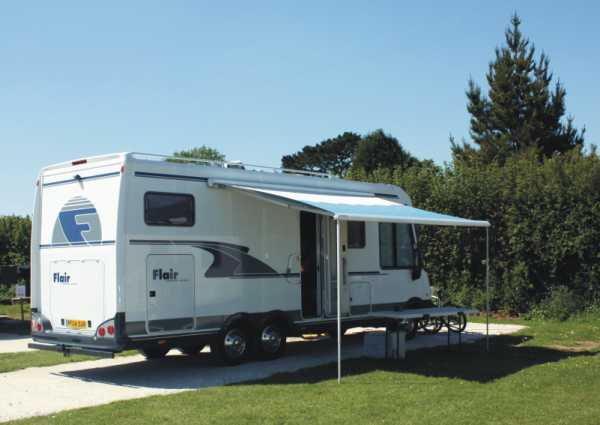 St Mabyn Holiday Park 4553