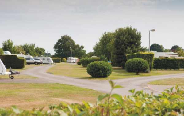 Merley Court Holiday Park 4765