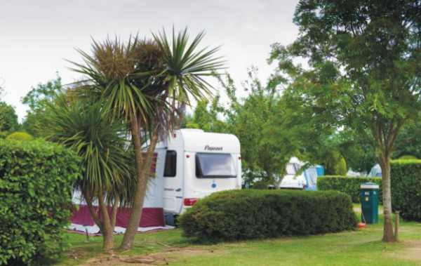 Merley Court Holiday Park 4767