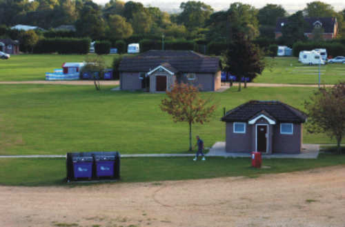 Merley Court Holiday Park 4784