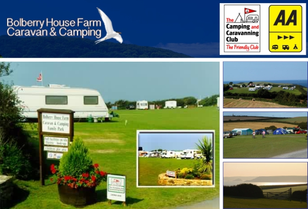 Bolberry House Farm Caravan and Camping Park 580